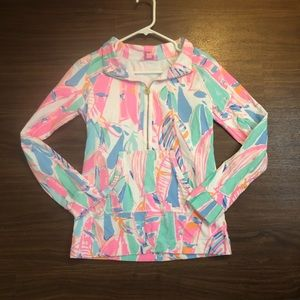 Lilly Pulitzer Out to Sea 🌊 Popover - XS